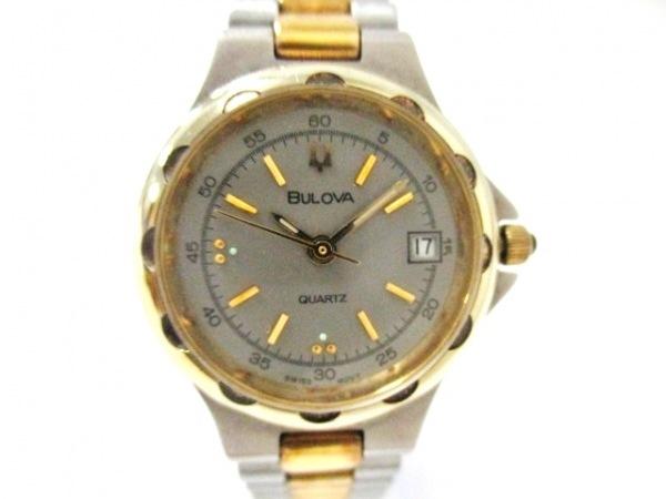 Bulova(ブローバ) 腕時計 9063-5020 レディース グレー