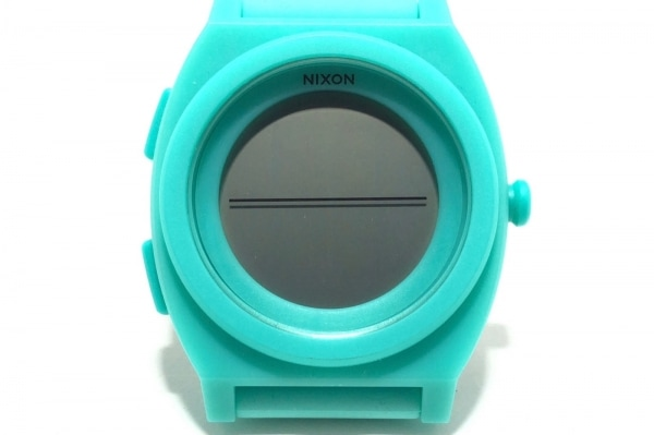 NIXON(ニクソン) 腕時計 - レディース ダークグレー