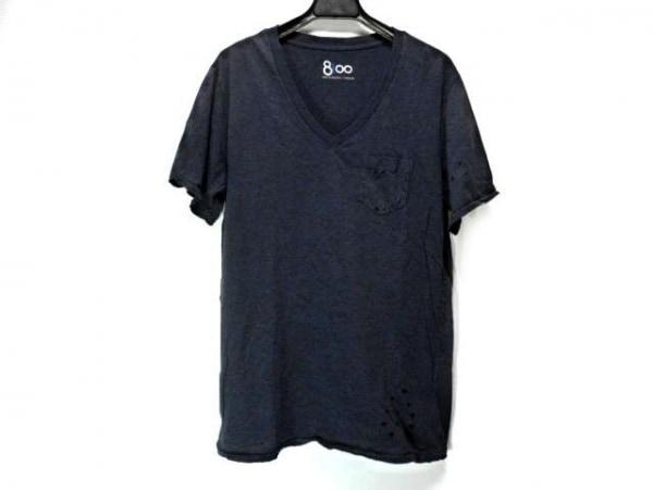 Ron Herman(ロンハーマン) 半袖Tシャツ サイズL メンズ ダークネイビー