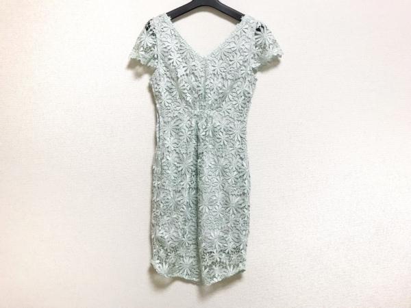 snidel(スナイデル) ドレス サイズ0 XS レディース美品  ミント