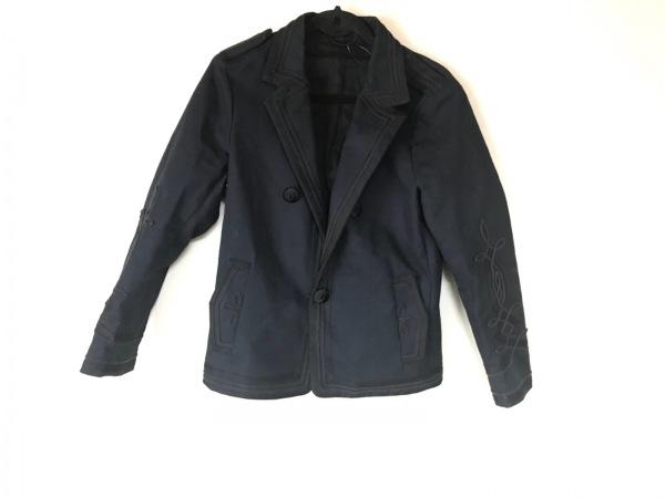 3.1 Phillip lim(スリーワンフィリップリム) ジャケット メンズ ネイビー×黒