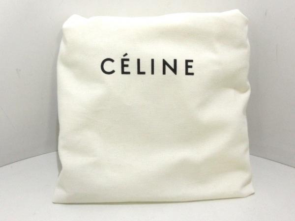 0365589bfff4 ... CELINE(セリーヌ) トートバッグ ホリゾンタルカバ アイボリー×黒 キャンバス×レザー