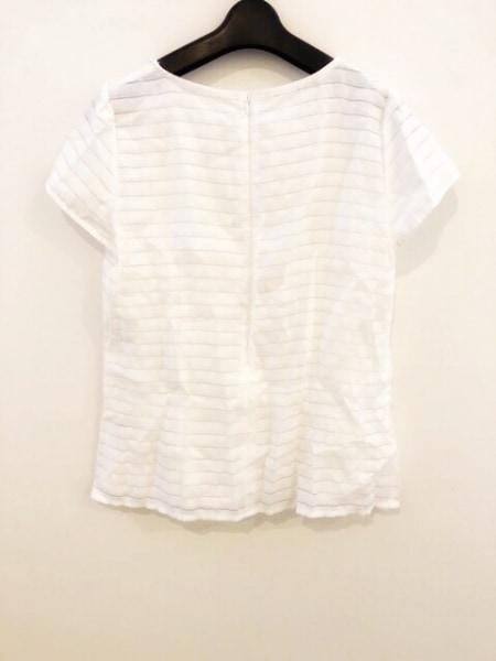 アプワイザーリッシェ 半袖カットソー サイズ2 M レディース美品  白