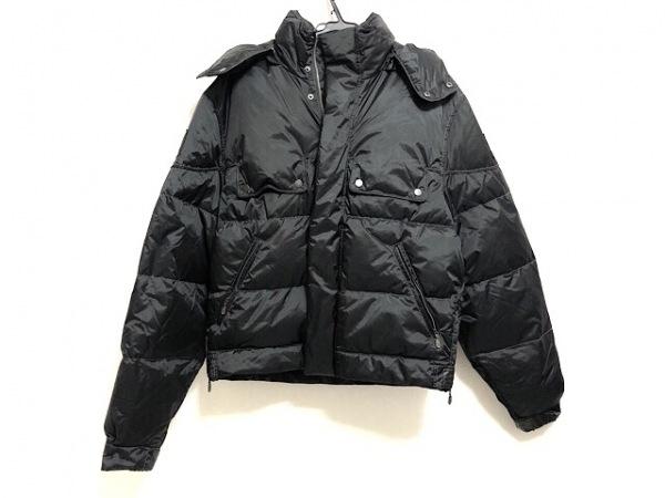 BELSTAFF(ベルスタッフ) ダウンジャケット サイズM メンズ美品  黒 冬物
