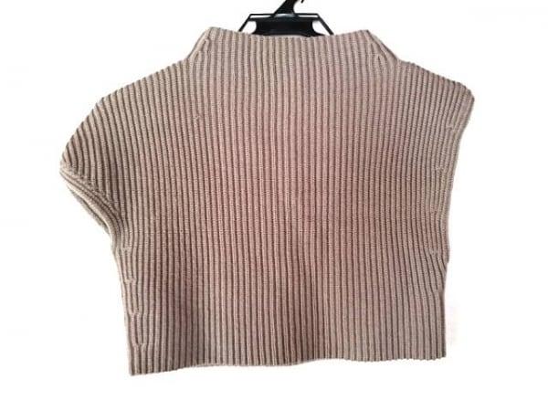 スリーワンフィリップリム ノースリーブセーター サイズXS レディース美品  グレー