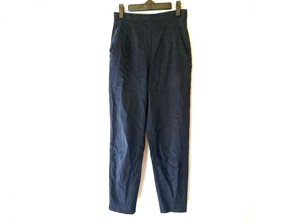 MARLENEDAM(マーレンダム) パンツ サイズ40 M レディース ネイビー