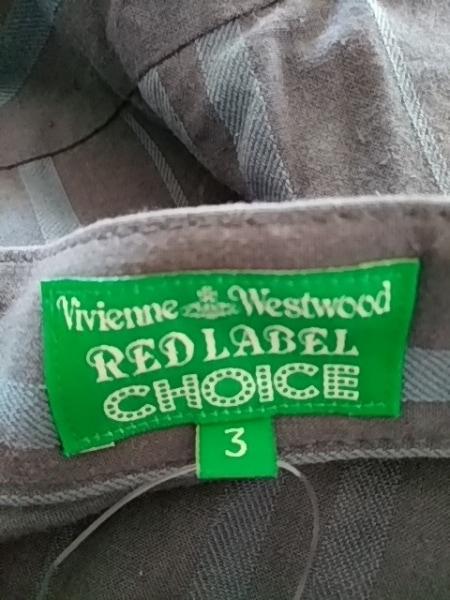 ヴィヴィアンウエストウッドレッドレーベル チョイス スカート サイズ3 L レディース