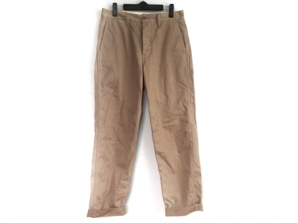 SCYE(サイ) パンツ サイズ29 メンズ ライトブラウン BASICS