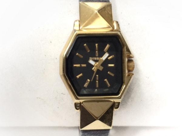 DIESEL(ディーゼル) 腕時計 DZ-5226 レディース 黒