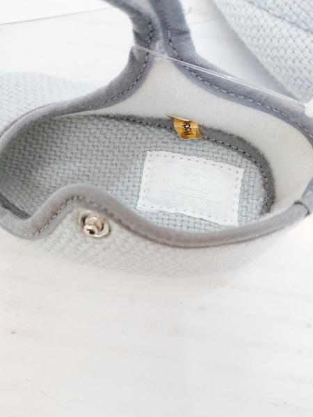 エルメス 靴 S ユニセックス新品同様  アダダ H102367M 0318 ブルーグラシエ カシミヤ
