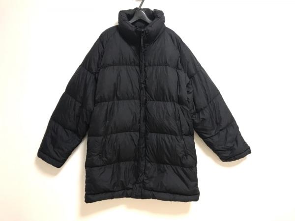 mont-bell(モンベル) ダウンジャケット サイズL メンズ 黒 リバーシブル/冬物