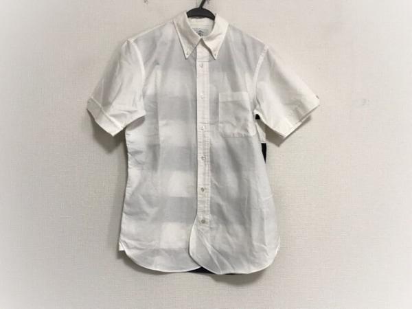 ブラックフリース バイ ブルックスブラザーズ 半袖シャツ サイズBB2 メンズ