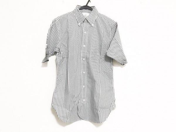 ブラックフリース バイ ブルックスブラザーズ 半袖シャツ サイズBB2 メンズ美品