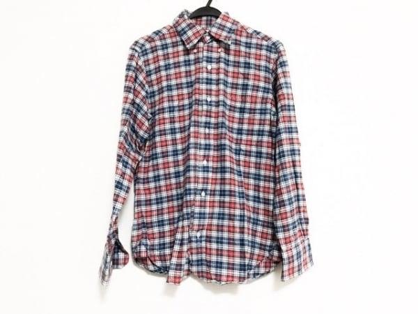 ブラックフリース バイ ブルックスブラザーズ 長袖シャツ サイズBB1 メンズ美品