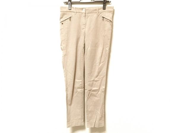 INCOTEX(インコテックス) パンツ サイズ26 S レディース ベージュ