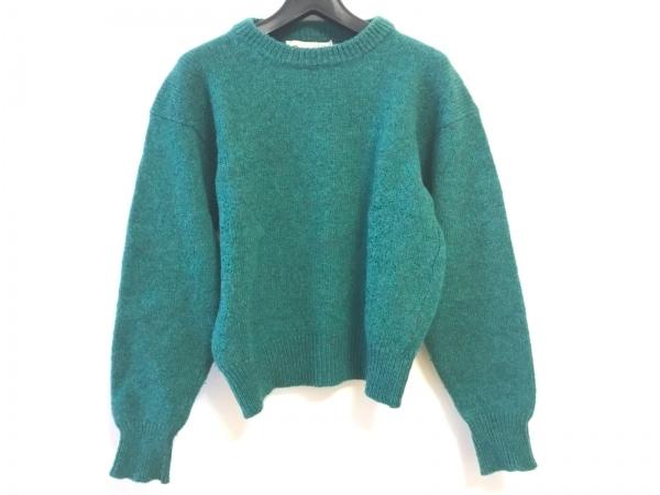 CORGI(コーギ) 長袖セーター サイズ36 S レディース グリーン