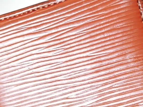 ルイヴィトン コインケース エピ ポルトモネボワット M63693 ケニアブラウン