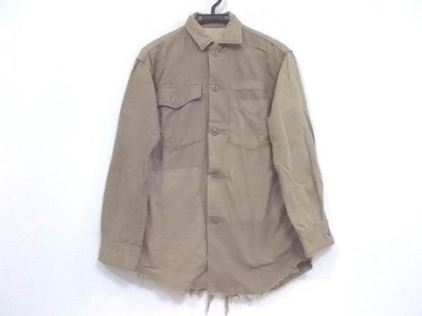 G.O.A/goa(ゴア) 長袖シャツ サイズF メンズ ブラウン