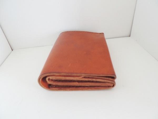 organ(オルガン) 2つ折り財布 ブラウン レザー