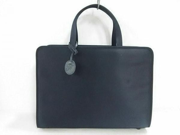 familiar(ファミリア) ビジネスバッグ 黒 ナイロン