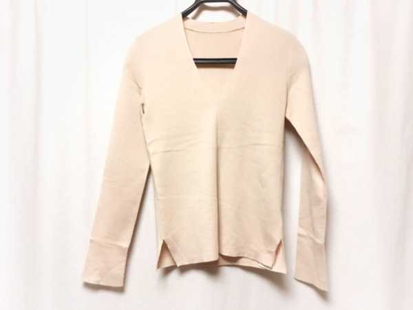 DAISY LIN(デイジーリン) 長袖セーター サイズ38 M レディース ベージュ