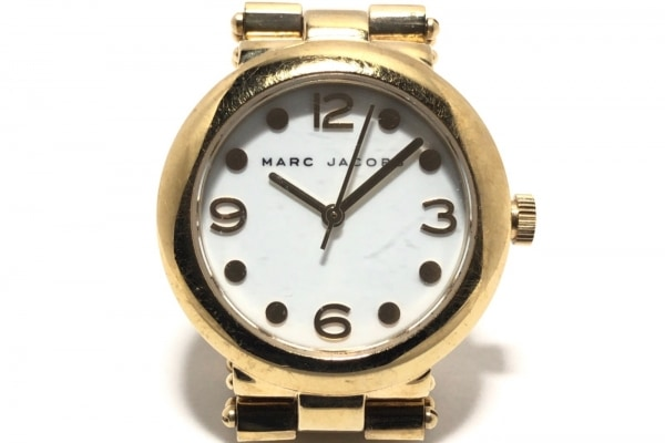 MARC JACOBS(マークジェイコブス) 腕時計 MBM3029C レディース シルバー
