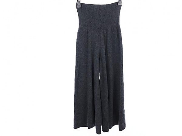 demylee(デミリー) パンツ サイズS レディース美品  ダークグレー ニット