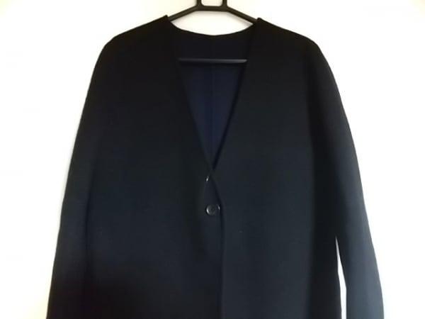 ダイアン・フォン・ファステンバーグ コート サイズ0 XS レディース美品  黒 冬物
