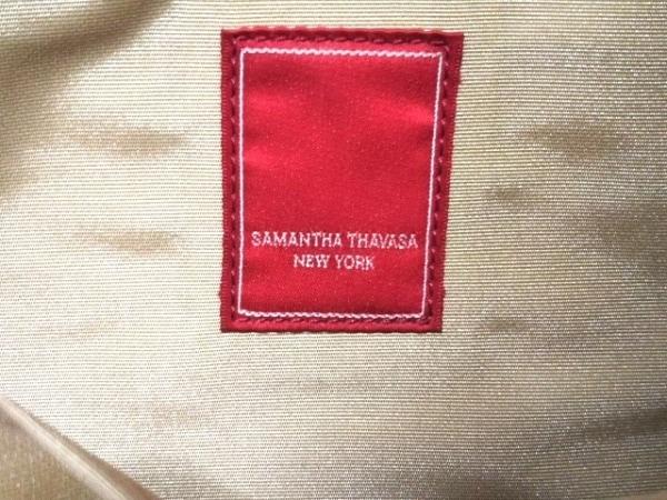 Samantha Thavasa New York(サマンサタバサニューヨーク) トートバッグ ブラウン 合皮
