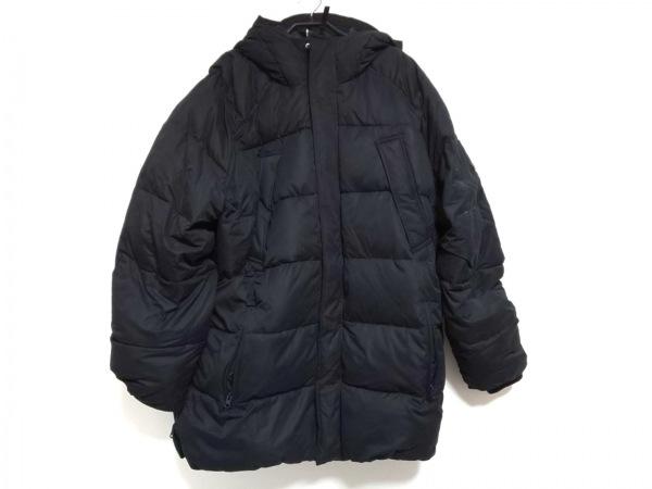 American Eagle(アメリカンイーグル) ダウンジャケット サイズXXL XL メンズ 黒 冬物