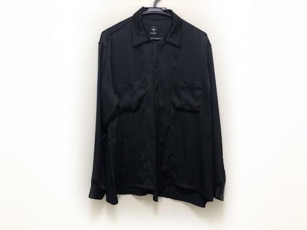 bukht(ブフト) 長袖シャツ サイズM メンズ 黒