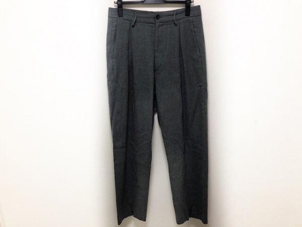 bukht(ブフト) パンツ サイズM メンズ グレー