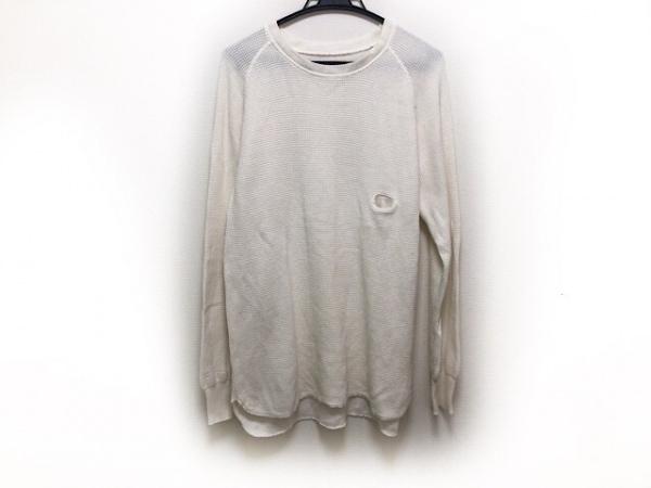 bukht(ブフト) 長袖カットソー サイズS メンズ 白