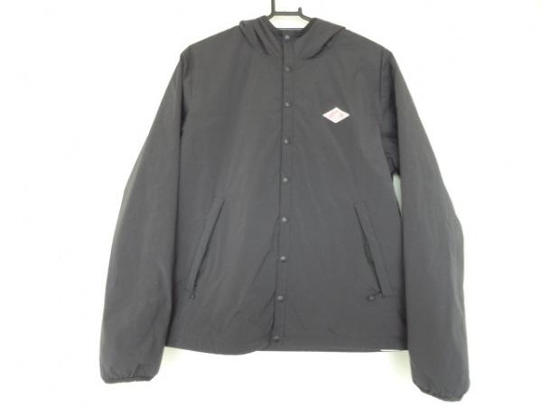 DANTON(ダントン) ダウンジャケット サイズ38 M レディース 黒 冬物