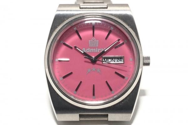 Admiral(アドミラル) 腕時計 ADM400 ボーイズ スター ピンク