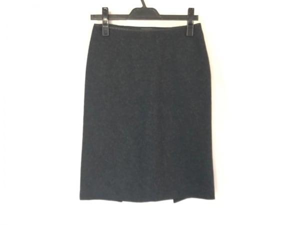 FENDI(フェンディ) スカート サイズ38 S レディース美品  黒