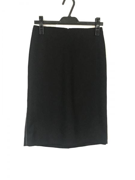 FENDI(フェンディ) スカート サイズ42 M レディース美品  黒