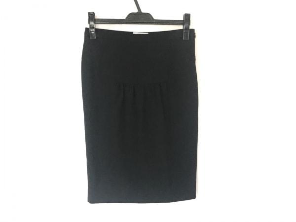 MOSCHINO CHEAP&CHIC(モスキーノ チープ&シック) スカート サイズ40 M レディース 黒