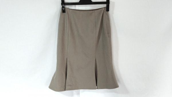 VALENTINO ROMA(バレンチノローマ) スカート サイズ40 M レディース ベージュ