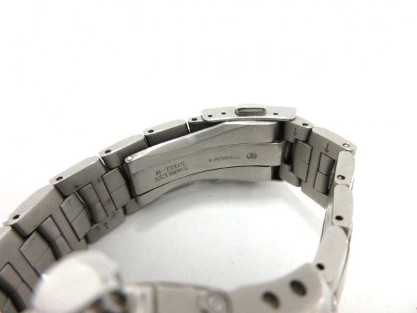 SEIKO(セイコー) 腕時計 イグニッション 7B22-0AA0 メンズ ダークネイビー