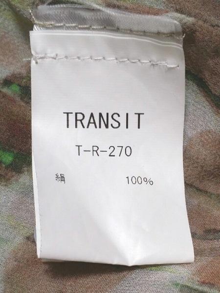 TRANSIT(トランジット) ノースリーブカットソー サイズ2 M レディース美品