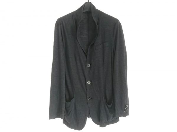 BARENA(バレナ) ジャケット サイズ46 XL メンズ 黒 ニット