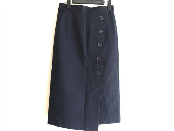 ESTNATION(エストネーション) スカート サイズ36 S レディース美品  黒