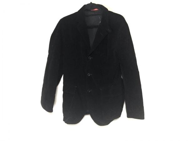 PaulSmith(ポールスミス) ジャケット サイズXL メンズ 黒 ベロア