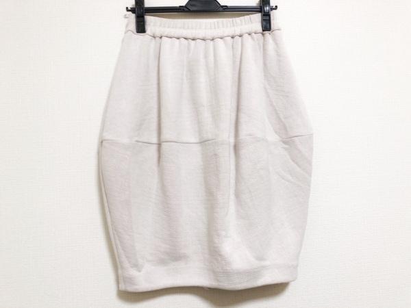 クリスチャンワイナンツ スカート サイズ36 S レディース美品  アイボリー