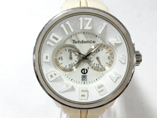 TENDENCE(テンデンス) 腕時計 ラウンドガリバー S03P メンズ 白