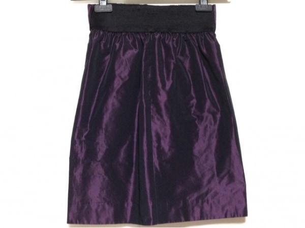 Sacai(サカイ) スカート サイズ1 S レディース パープル