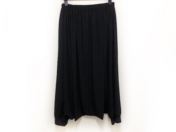 PLAIN PEOPLE(プレインピープル) パンツ サイズ3 L レディース美品  黒