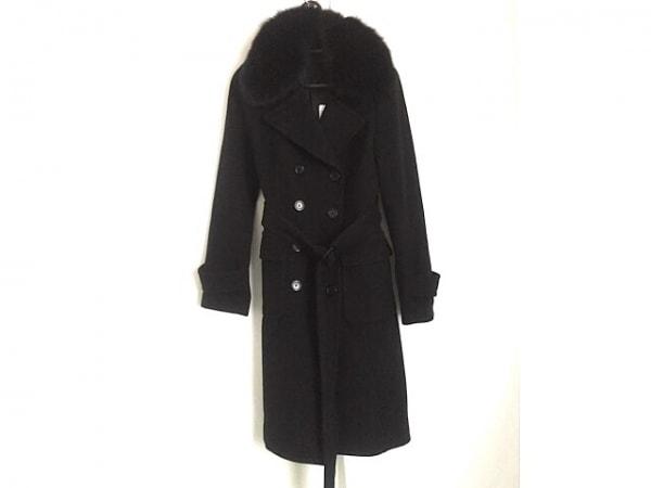 LEJOUR(ルジュール) コート サイズ36 S レディース 黒 冬物