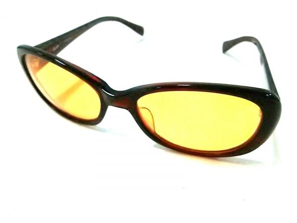 ボルサリーノ サングラス美品  BO20220 ライトブラウン×ダークブラウン プラスチック